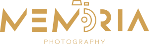 Memoria Photography Logo